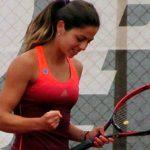 Francisca Vergara cayó en la segunda ronda de la qualy de la Copa LP Chile