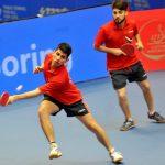 Chile obtuvo medalla de bronce por equipos en el Panamericano de Tenis de Mesa