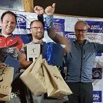 Javier Gálvez obtuvo el segundo lugar en el Open Santiago de Parapente