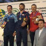 Jorge Atalah gana medalla de bronce en el Panamericano de Tiro y clasifica a Lima 2019