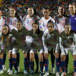 La Roja Femenina tiene nómina para sus partidos amistosos ante Jamaica