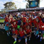 La Roja Femenina logra un histórico triunfo como visita ante Australia