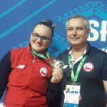 María Fernanda Valdés ganó medalla de bronce en el Mundial de Levantamiento de Pesas