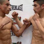 Este jueves se realizó el pesaje de los boxeadores que participarán en una nueva velada del Club México