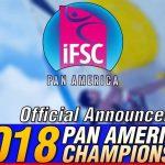 Diez representantes tendrá Chile en el Panamericano de Escalada Deportiva