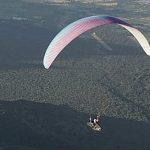 Este miércoles comienza el Open Internacional Santiago de Parapente