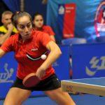 Paulina Vega alcanzó los cuartos de final del Panamericano de Tenis de Mesa