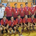 Rancagua ganó el nacional Sub 17 de Volleyball Masculino