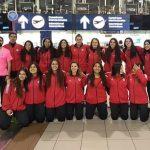 Selección Chilena Femenina de Handball viajó a Brasil para disputar el Clasificatorio al Mundial de Japón