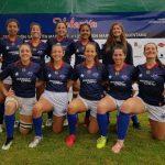 Chile se quedó con la Copa de Bronce del torneo de rugby femenino Valentín Martínez