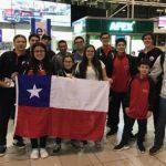 Selección Chilena de Racquetball se encuentra en México para disputar el Mundial Junior