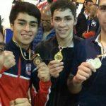 Chile gana dos medallas de oro en torneo juvenil de boxeo en Ecuador