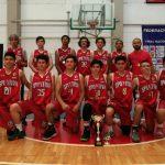 Sportiva Italiana se tituló campeón del Nacional de Clubes Sub 15 de Básquetbol Masculino
