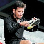 Víctor Aravena anunció su retiro del atletismo profesional