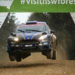 Alberto Heller ganó la categoría WRC2 en la fecha australiana del Mundial de Rally