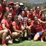 Valparaíso se quedó con el título del Torneo Nacional de Asociaciones de Rugby Femenino