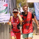 Bárbara Riveros obtuvo medalla de plata en el Ironman Western de Australia