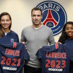 Christiane Endler renovó con el Paris Saint Germain hasta el año 2021