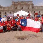 Deportistas paralímpicos logran un compromiso del Gobierno para mejoras en el presupuesto del 2019