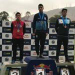 Esteban Bustos ganó medalla de plata en el Panamericano de Pentatlón Moderno