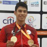 Jorge Carinao suma un nuevo oro para Chile en el Panamericano de Para Powerlifting