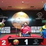 Chile suma dos nuevas medallas de oro en el Panamericano de Para Powerlifting