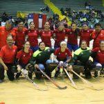 """Las """"Marcianitas"""" se quedan con la medalla de plata del Panamericano de Hockey Patín"""