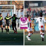 Palestino y Santiago Morning jugarán la final del fútbol femenino en el Estadio Nacional