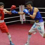 Selección Chilena de Boxeo se impuso a combinado de Mendoza