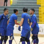 Selección Chilena Adulta Masculina de Hockey Patín sumo dos nuevos triunfos en el Panamericano