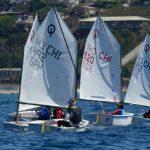 Se confirmó el listado de veleristas nacionales que participarán en el Sudamericano de Optimist 2019