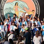 Chile obtuvo el tercer lugar en el Mundial de Surf Adaptado 2018