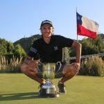 Vicente Marzilio y Carolina Alcaíno ganaron el Abierto Las Brisas de Chicureo 2018
