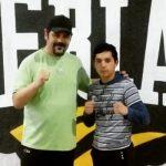 Yordi Pérez hará su debut en el boxeo profesional el 19 de enero