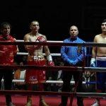 Eduardo Zuleta debutó en el boxeo profesional con un triunfo por nocaut técnico