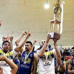 CEB Puerto Montt logró el título de la Segunda División de la Liga Nacional de Básquetbol