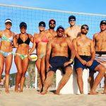 Duplas del volleyball playa nacional realizan un concentrado en Río de Janeiro