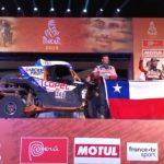 """""""Chaleco"""" López se tituló campeón de la categoría UTV en el Dakar 2019"""