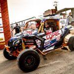 Chilenos en el Dakar 2019, Resumen Etapa 1