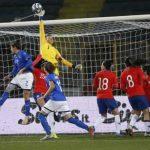 La Roja Femenina cae en los descuentos ante Italia en nuevo partido amistoso