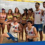 Primos Grimalt y dupla Mardones/Depassier se titulan campeones en El Tabo