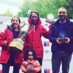 """Velero """"El Doctorado"""" ganó el Nacional de Lightning y clasificó a Lima 2019"""