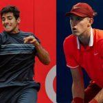 Nicolás Jarry y Christian Garin conocieron a sus rivales para el Australian Open