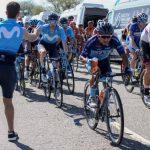 Ignacio Espinoza logra el lugar 50 en la cuarta etapa de la Vuelta a San Juan