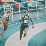 Isidora Jiménez logra nuevo récord nacional en los 200 metros indoor