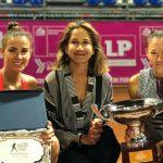 """Macarena Miranda sobre el ITF de Colina: """"Tenemos que seguir trabajando para que sea un mejor campeonato"""""""