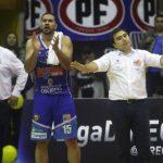 Rodrigo Isbej presentó su renuncia como entrenador de Osorno Básquetbol