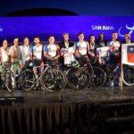 Antonio Cabrera logra la mejor actuación nacional en la contrarreloj de la Vuelta a San Juan