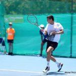 Tomás Barrios debutó con un triunfo en el Challenger de Canberra