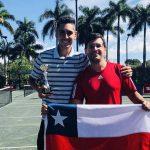 Alejandro Tabilo se quedó con el vicecampeonato del M25 de Weston